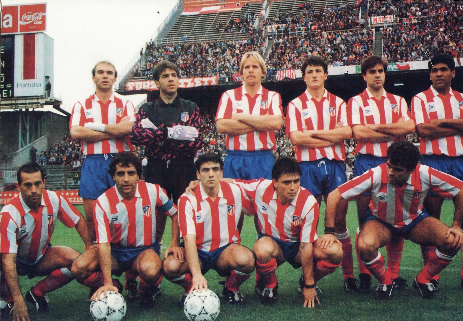 Sezona 1992/93 (Champions League, UEFA Cup, Cup Winner's Cup) Atletico+Madrid+1992-93