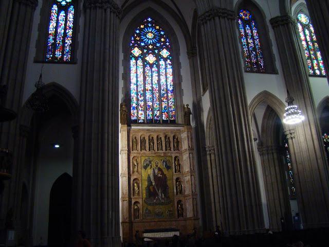 Altar de São Paulo