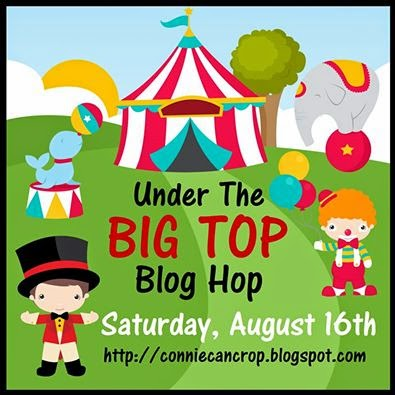Under The Big Top Blog Hop