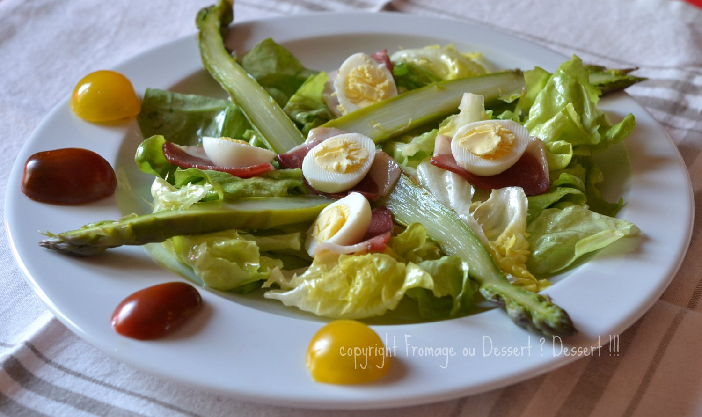 en quilibre salade printani re pour attirer durablement les beaux jours. Black Bedroom Furniture Sets. Home Design Ideas