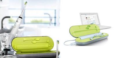 Sikat Gigi Tenaga USB Pertama di Dunia