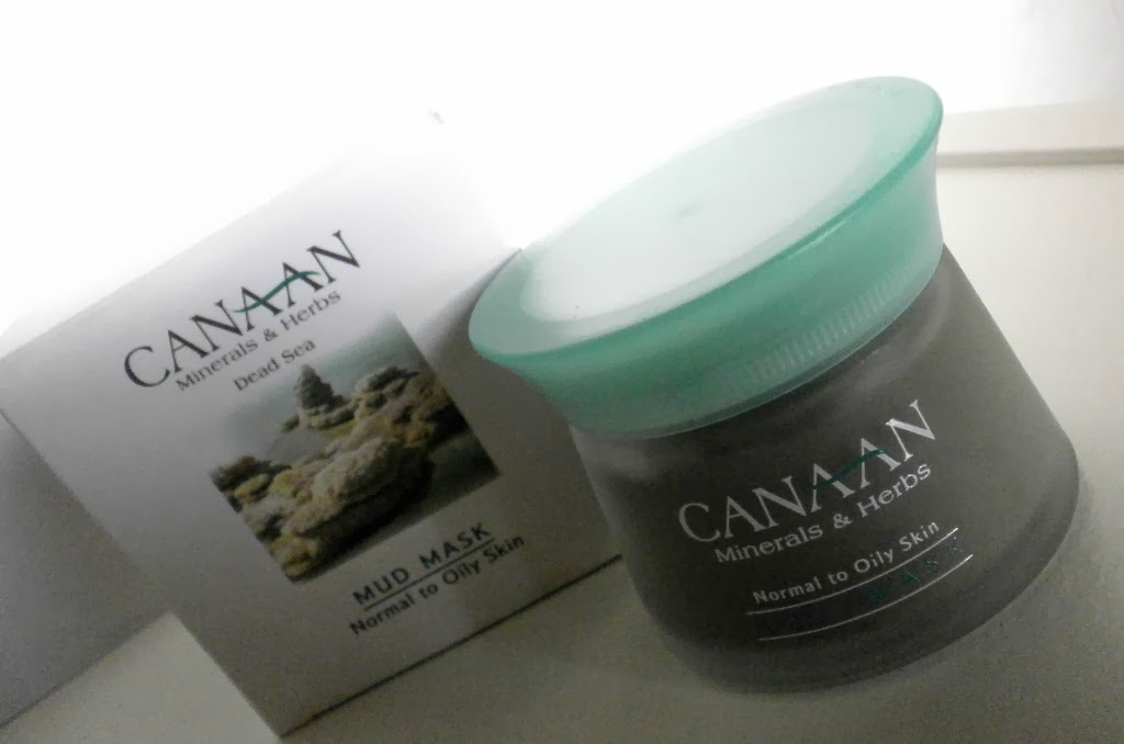 Canaan Mud mask