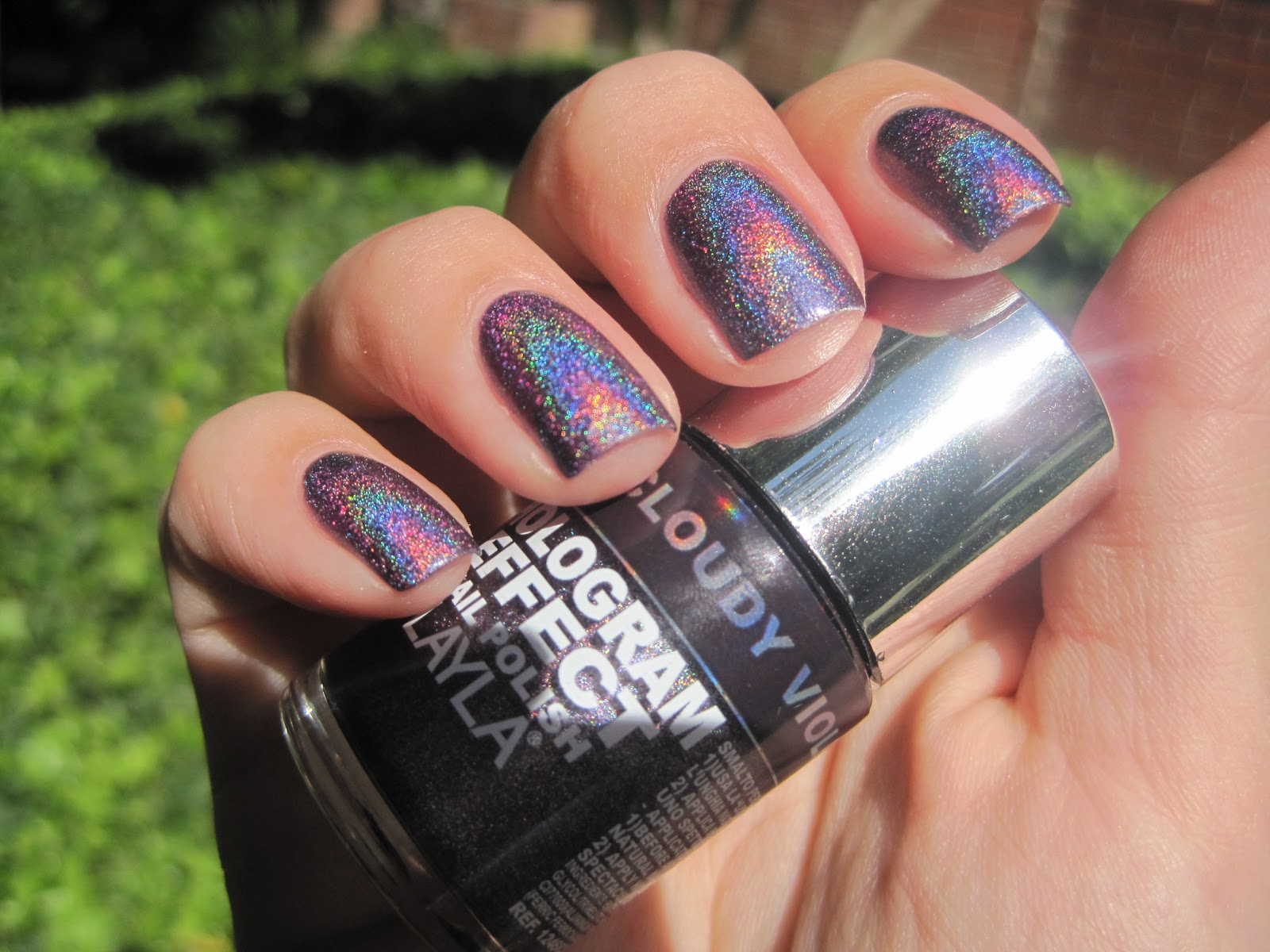 Sparkly Vernis: OPI Nail Envy and Peelies