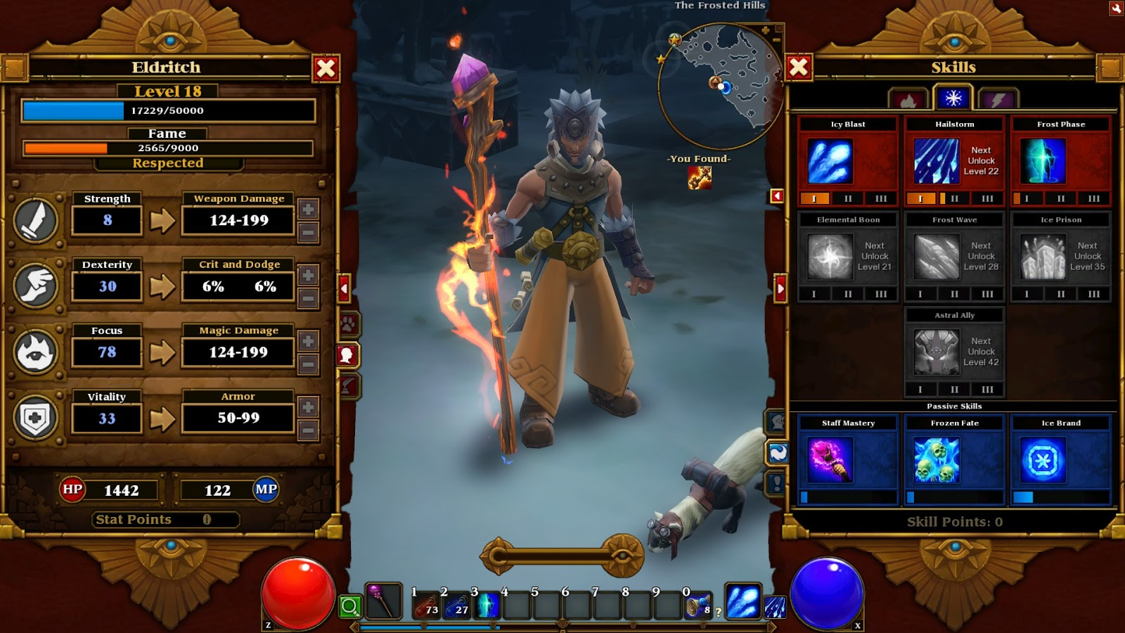 Torchlight  Builds