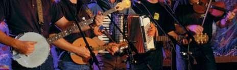 musicisti irlandesi