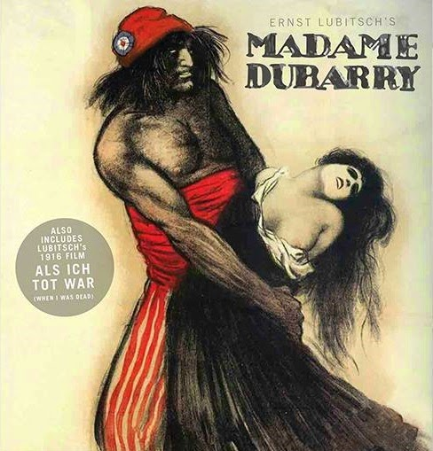 Madame du Barry movie poster 1920