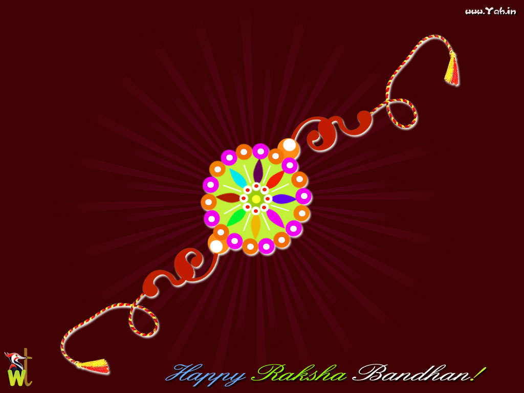 raksha bandhan The festival of raksha bandhan honours the special bond between siblings on this day, sisters tie a rakhi (thread) around their brothers' wrists, binding them to each other with love raksha bandhan literally means 'the knot of protection.
