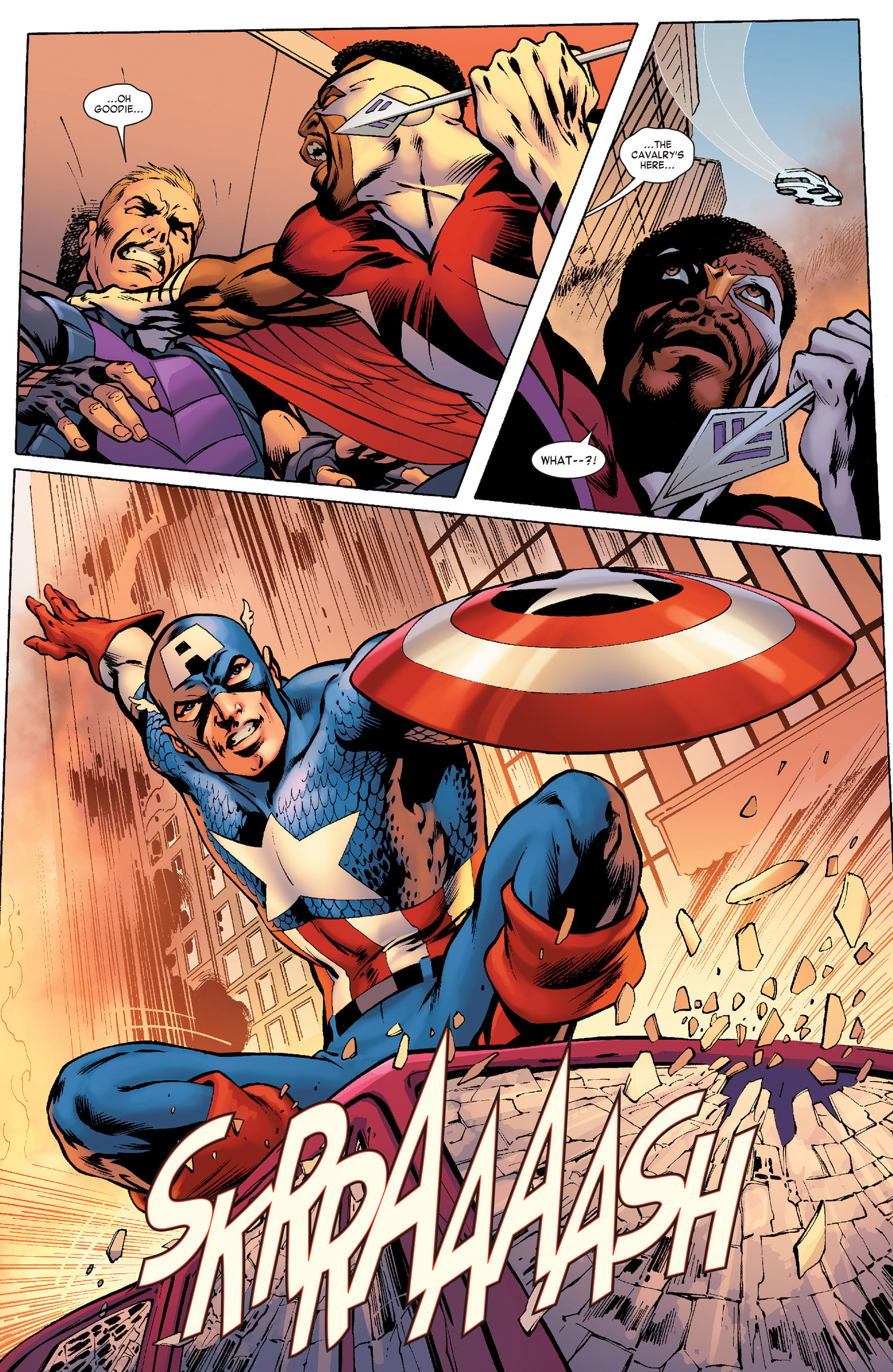 Captain America (2011) Issue #10 #10 - English 12