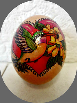 Easy easter egg decorating, decorated egg, kids