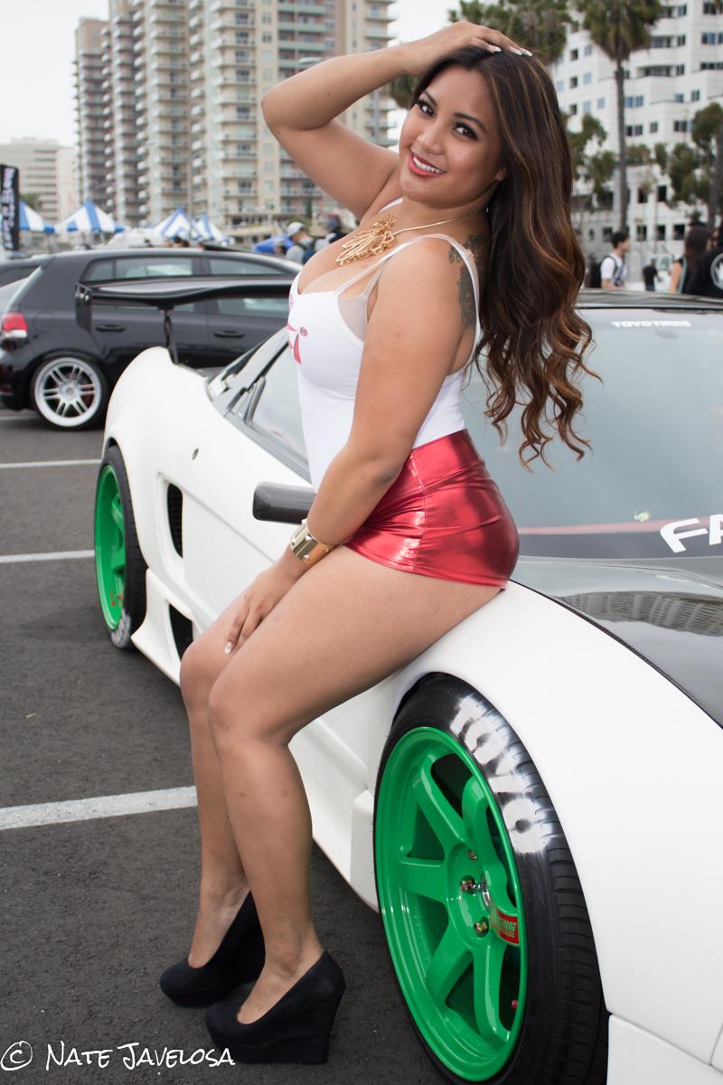 Nate Javelosa: Formula Drift Long Beach 2013: A Slammed Society Filled with Models