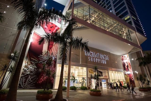 Natal de Carro Zero com o Taguatinga Shopping