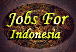 Jobs For Indonesia