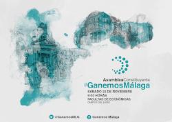 """Asamblea constituyente de """"Ganemos Málaga"""""""