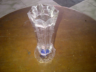 Asbak Rokok dari Botol Plastik Bekas