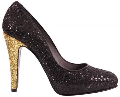 Zapatos de fiesta para Nochevieja o Fin de Año
