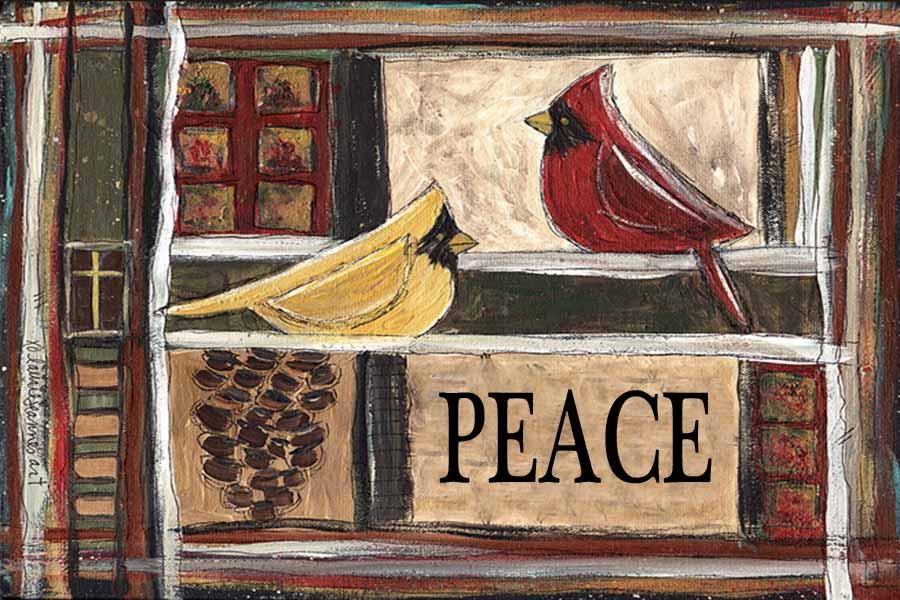 CARDINALS PEACE