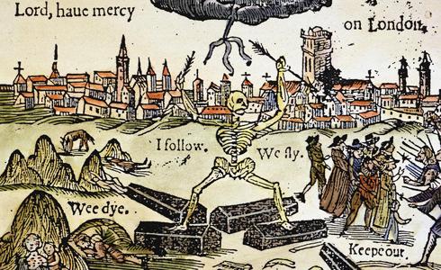 bubonic plague thesis