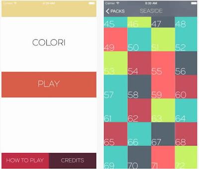 Colori game