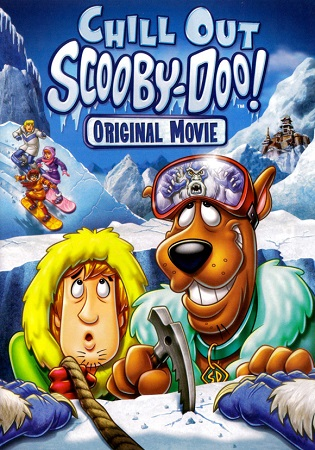 Poster Of The Chill Out Scooby-Doo 2007 Dual Audio 300MB HDTV 576p Free Download Watch Online