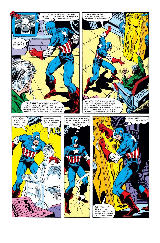 Captain America (1968) Issue #239 #154 - English 15