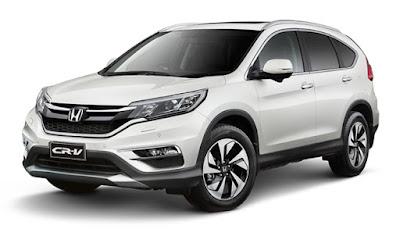 Honda CRV India Prices