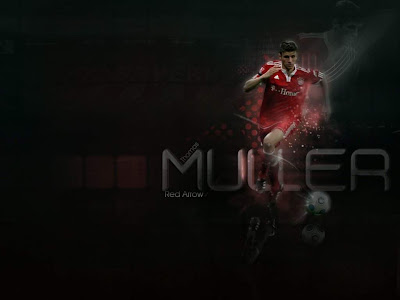 Thomas Müller wallpaper - bayern munich wallpapers