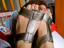 Fred Flintstone Feet