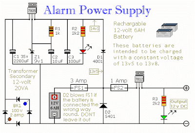 Alarm Power Supply