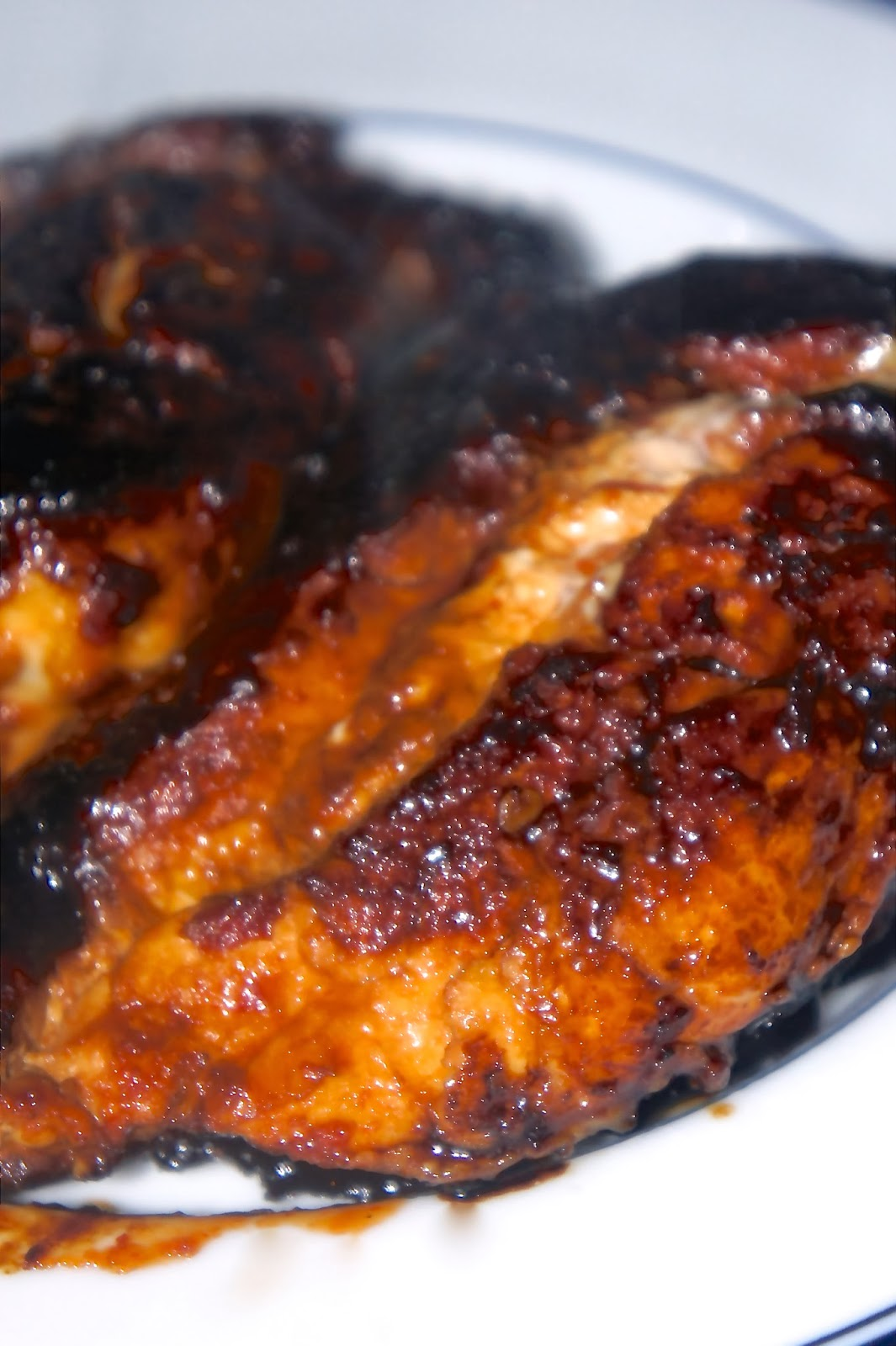 Savory Sweet and Satisfying: Sriracha Glazed Chicken