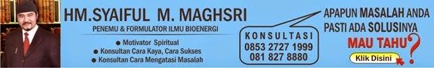 Bioenergi Solusi Masalah Anda