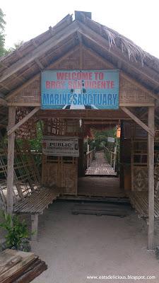 Olango Island in Cebu travel diary marine sanctuary