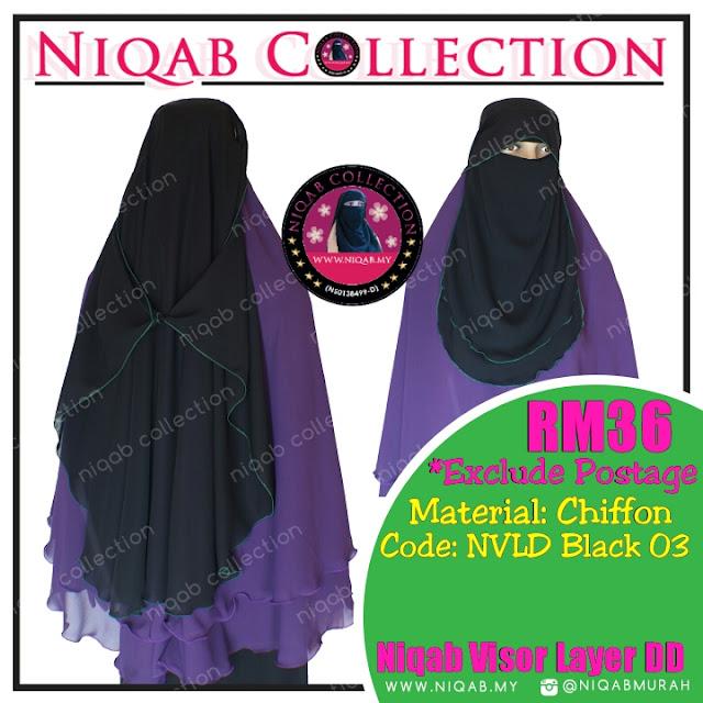 tudung labuh, niqab murah, niqab collection, niqab online, tudung labuh online