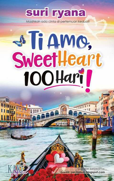 TI AMO SWEETHEART 100 HARI!