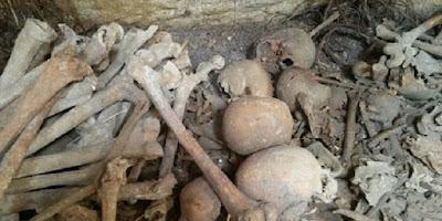Ομαδικός τάφος της Ρωμαϊκής περιόδου ανακαλύφθηκε στην κεντρική Τουρκία