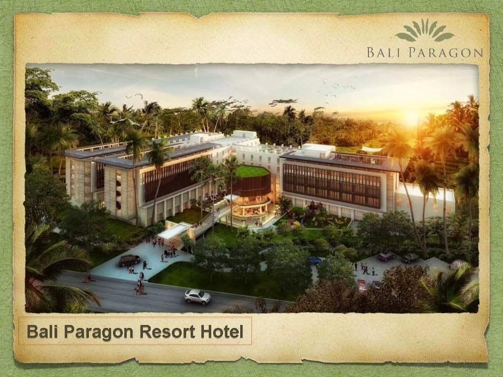 Condotel Bali Paragon Resort Hotel Di Jimbaran Bali Investasi