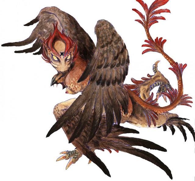 Harpy por WolfOfSahara