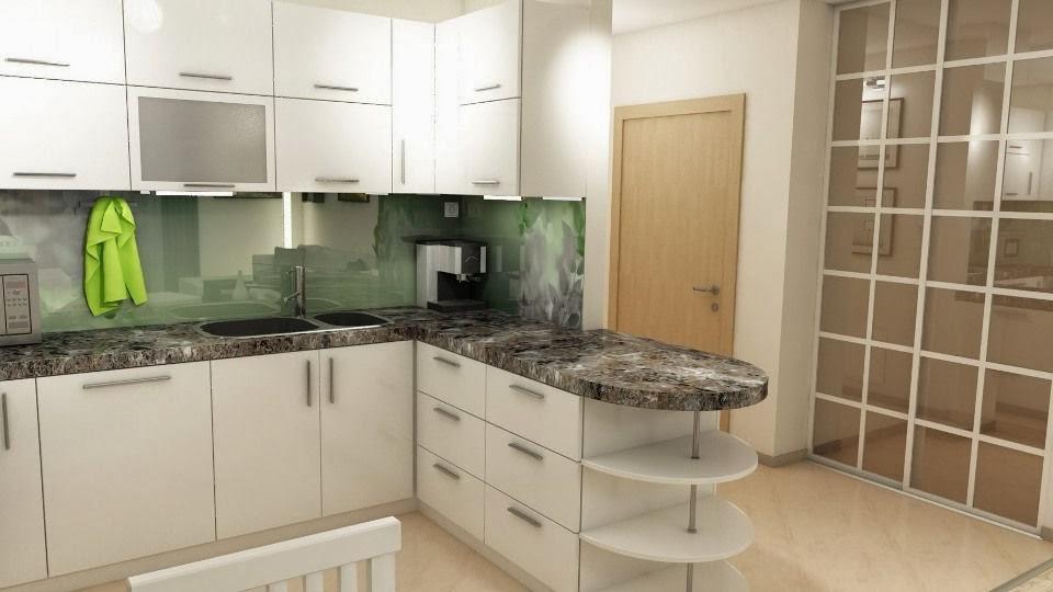 Кухня 3D - 5