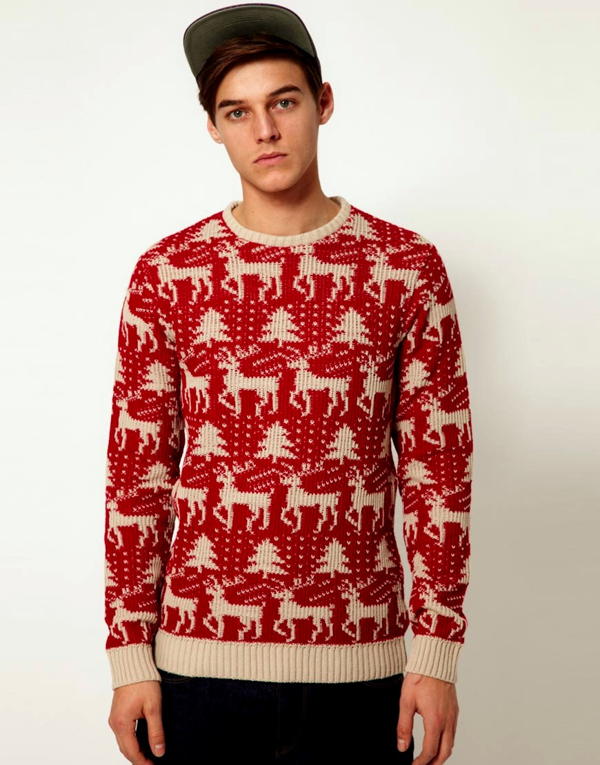 Christmas Sweater For Men Ebay