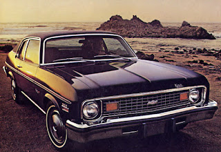 Old Cars Canada 1974 Chevrolet Nova