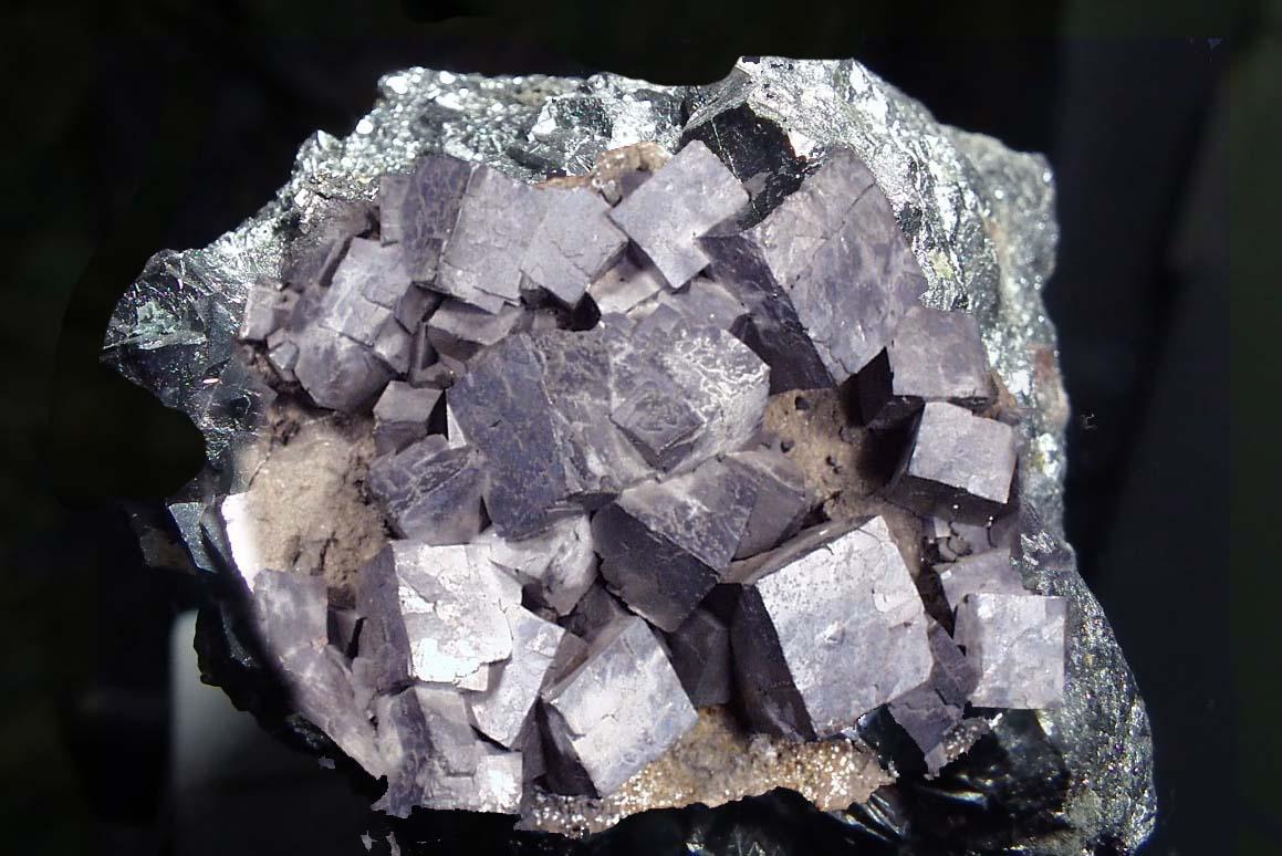 Minerales mania minerales de plomo for Color plomo