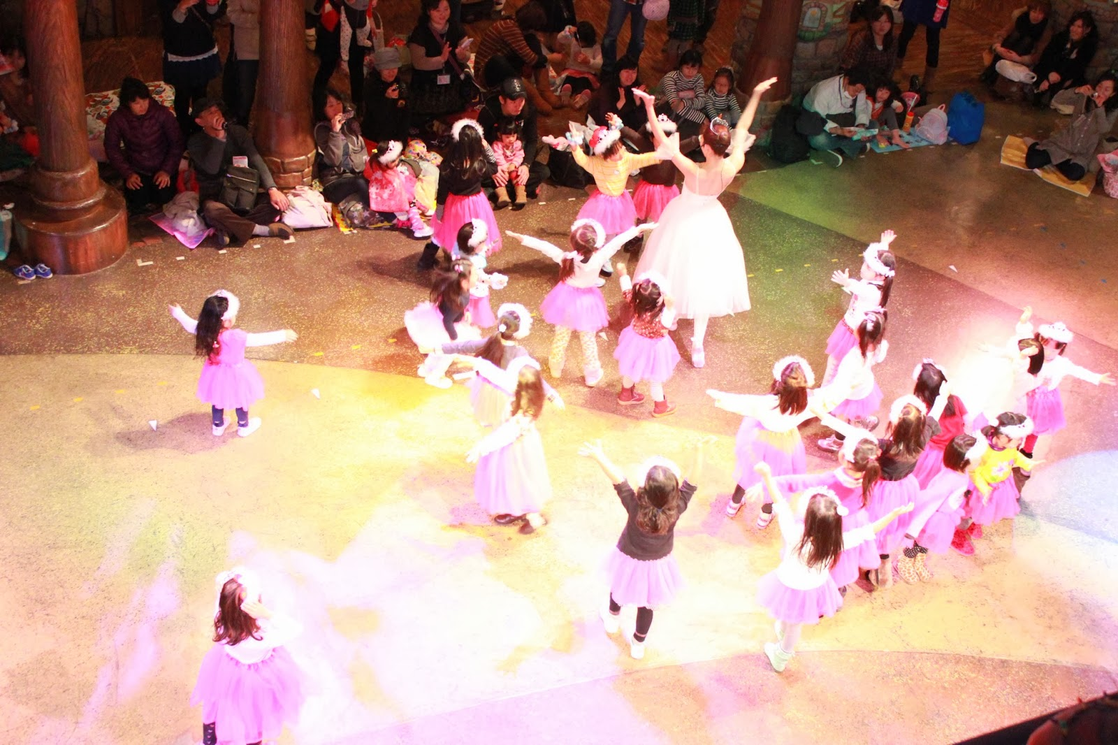 Ballet Lesson Sanrio Puroland