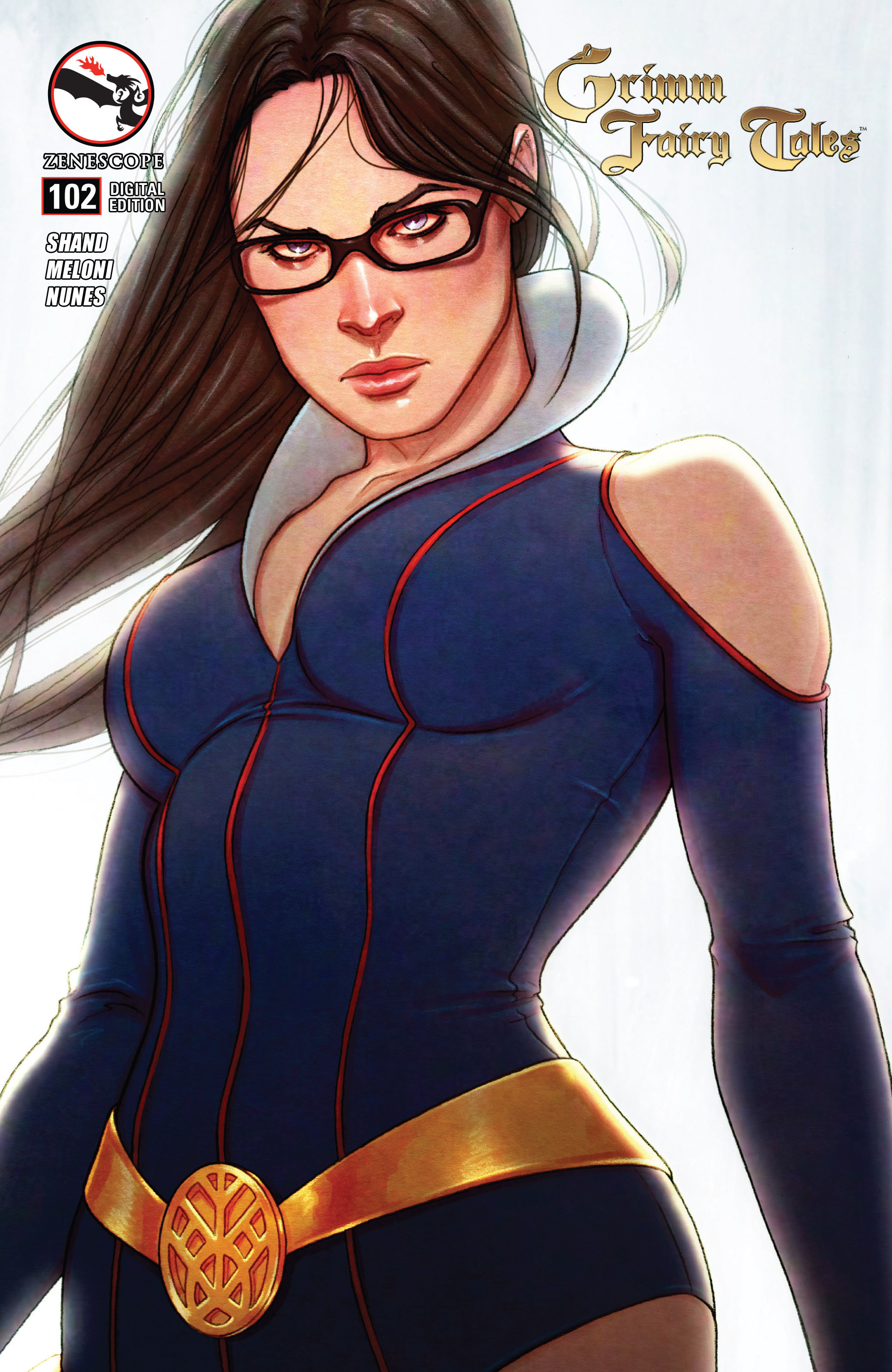 Grimm Fairy Tales (2005) Issue #102 #105 - English 1