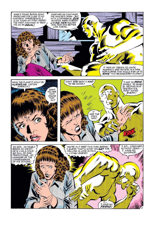 Captain America (1968) Issue #279 #195 - English 12