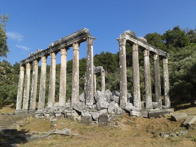 Gezi Notları-Zeus Tapınağı