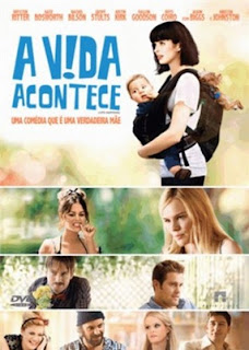 Download   A Vida Acontece BDRip   Dual Áudio