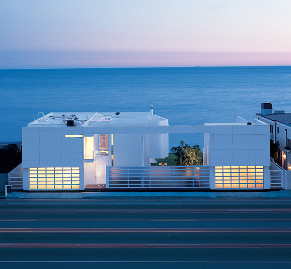 Luxury oceanfront beach house california usa most for Beach front house designs