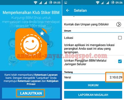 Download Official BBM for Android 2.10.0.29 APK