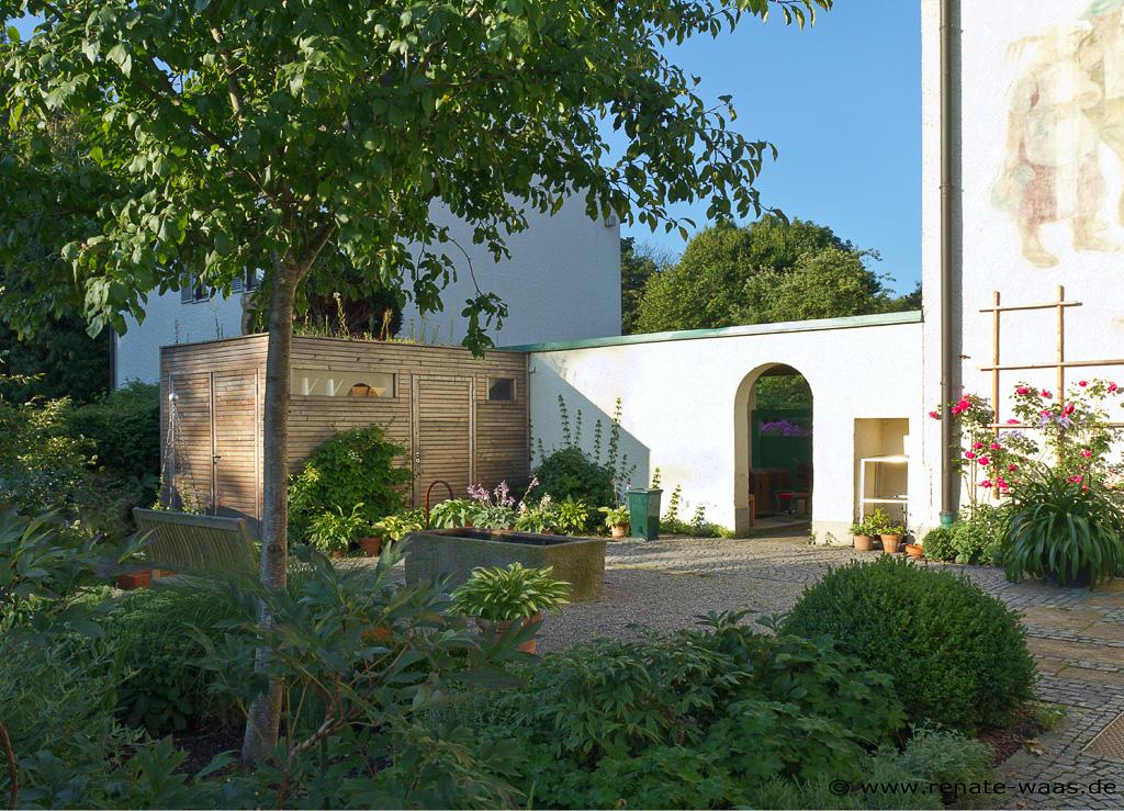 Gartenplanung, Gartendesign und Gartengestaltung: Vorgarten ...