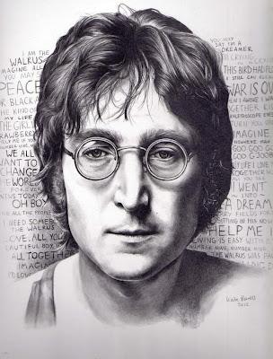 Dibujo-Los-Beatles