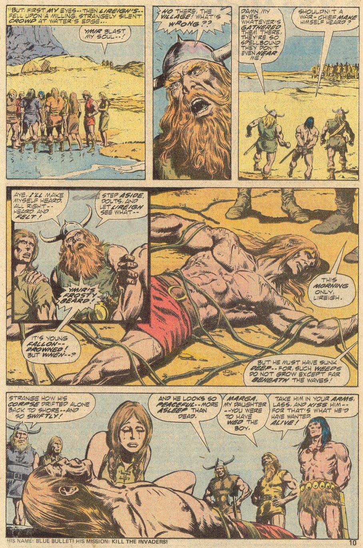 Conan the Barbarian (1970) Issue #69 #81 - English 7